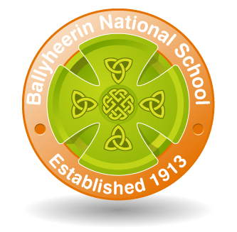 ballyheerin-school-badge