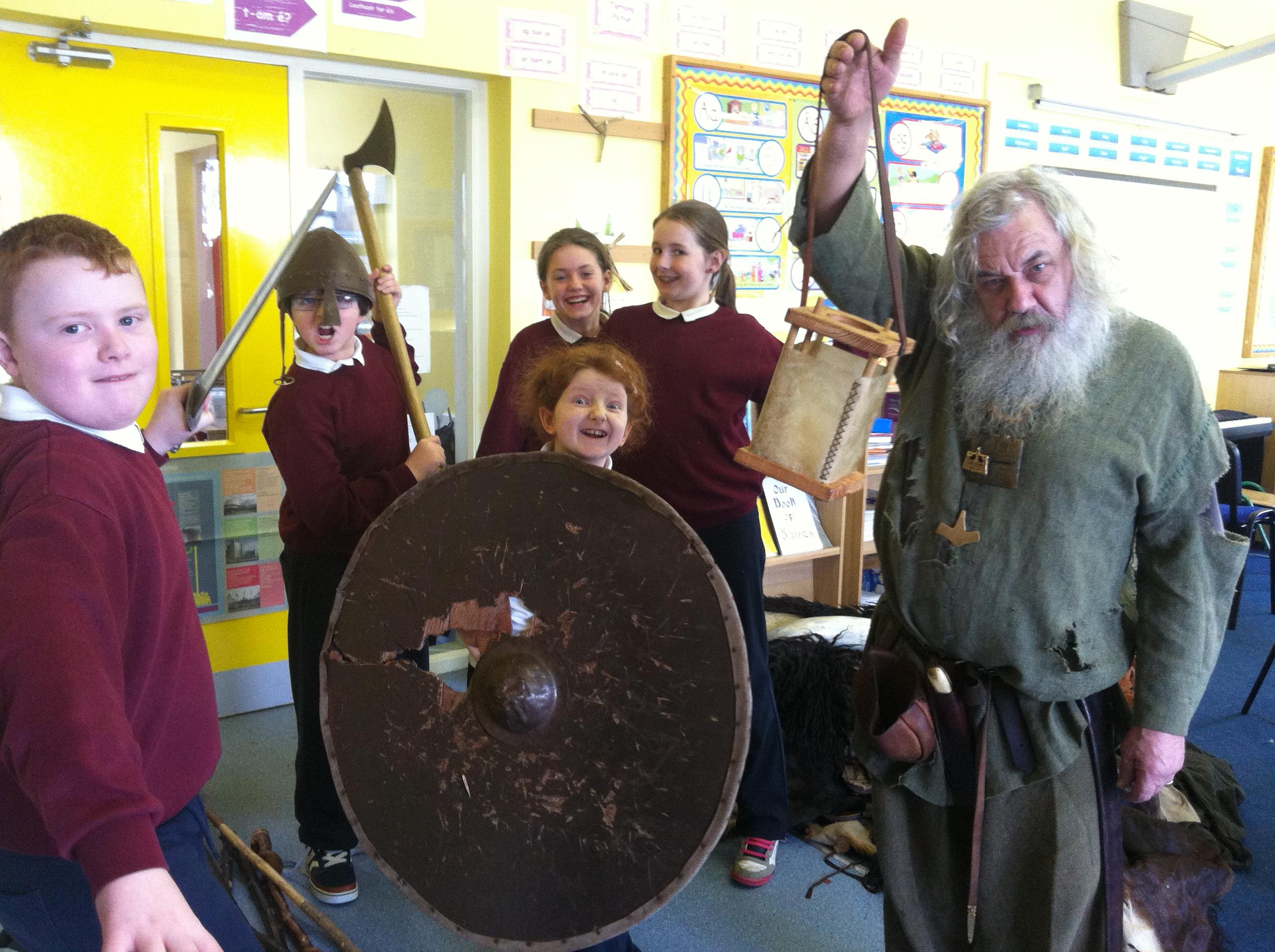 Viking in Ballyheerin