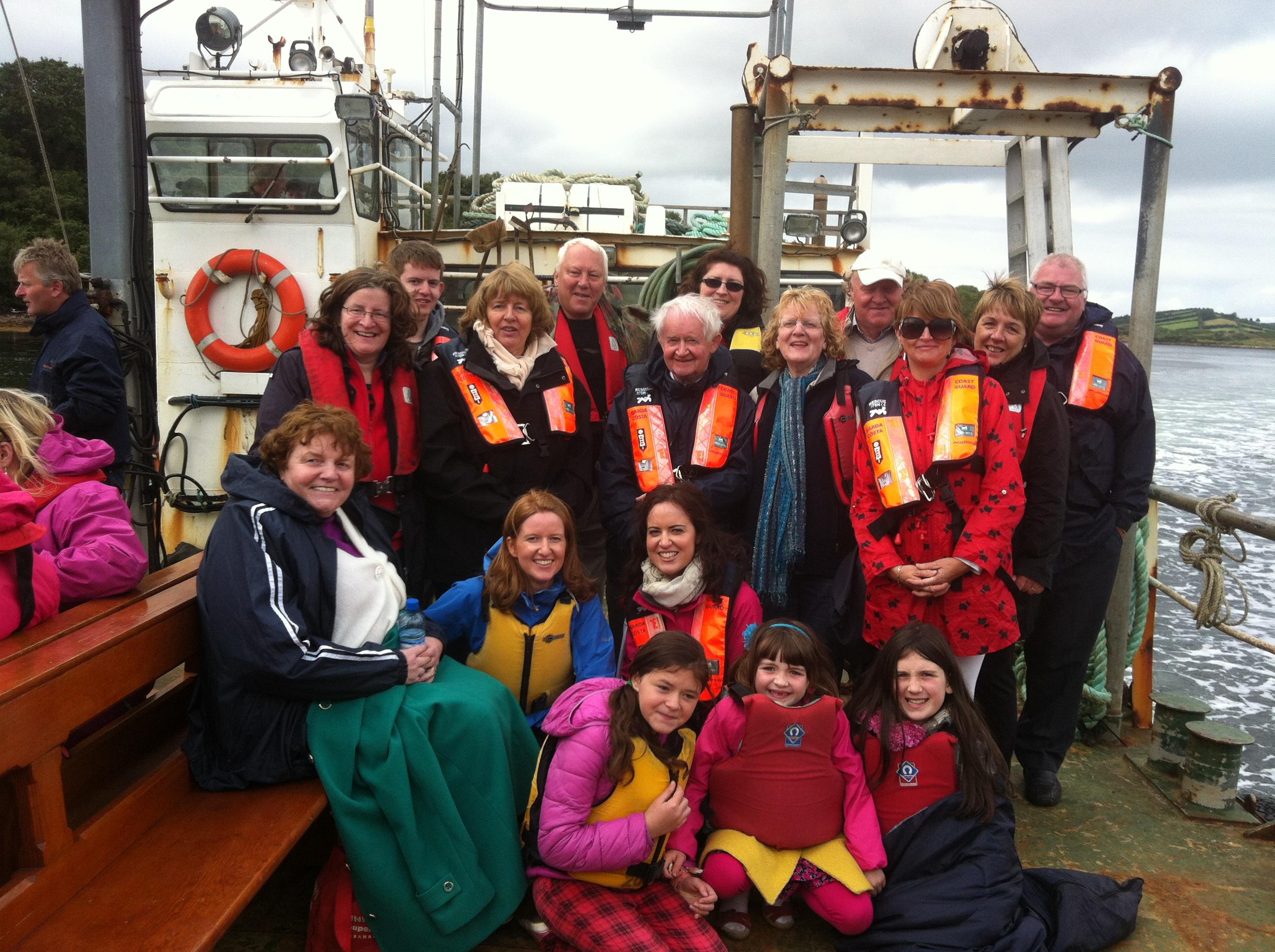 Centenary Boat Trip