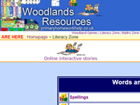 woodland resources