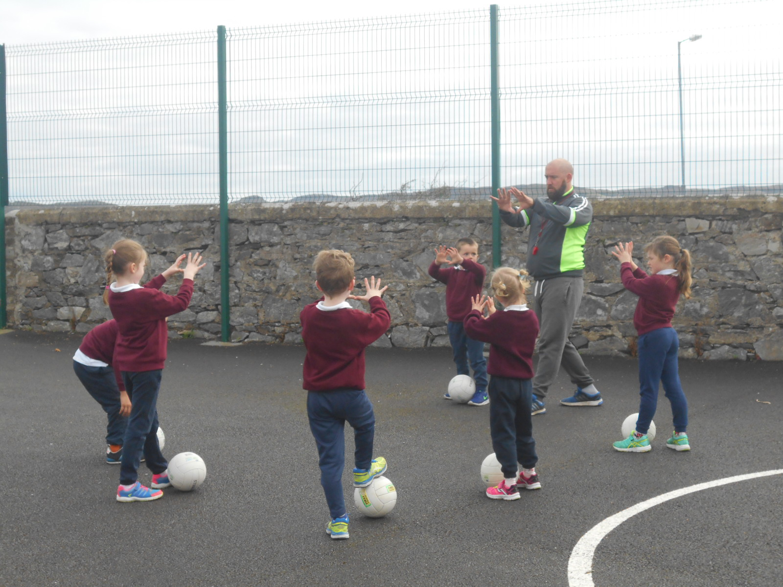 GAA Skills with Manus