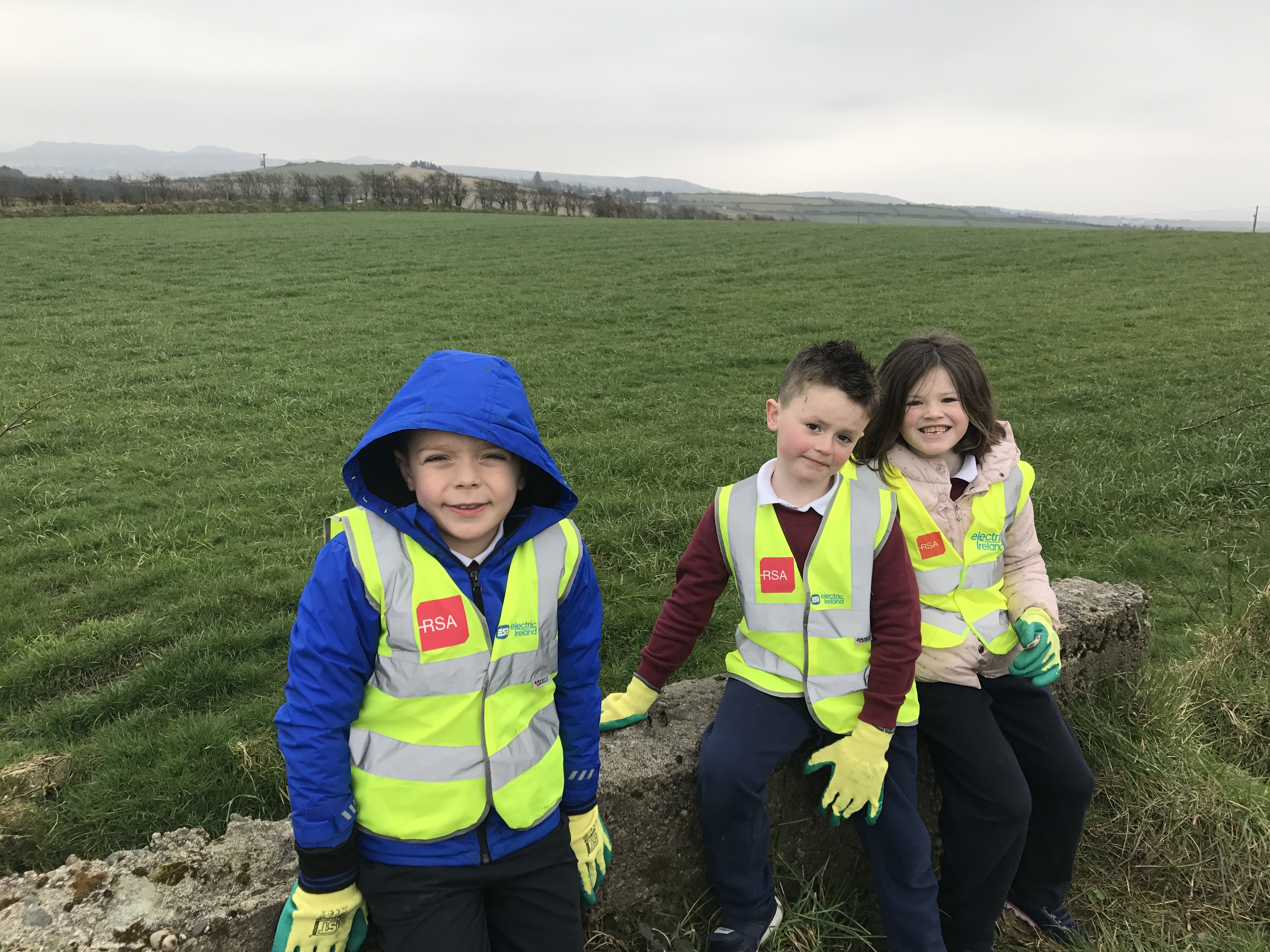 Clean Up in Ballyheerin